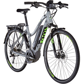 HAIBIKE SDURO Trekking 4.0 Women grey/black/green